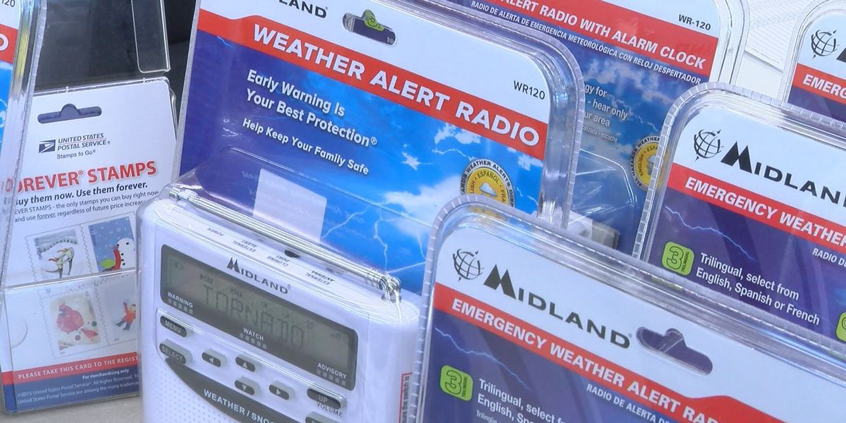 Officials warn residents to prepare for severe weather