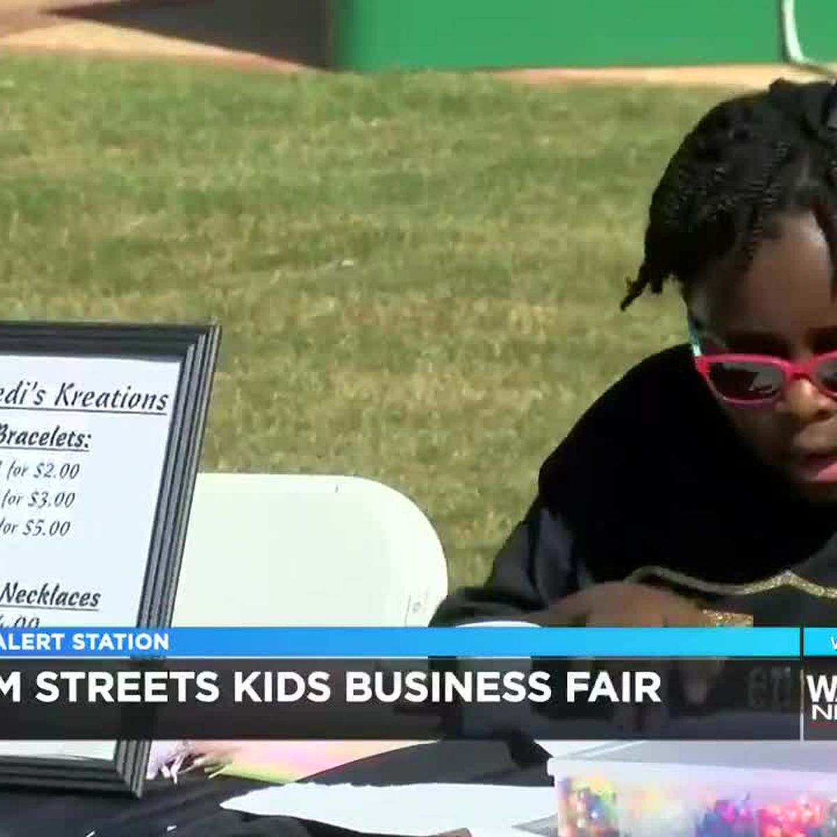 2019 Harlem Street Children's Business Fair