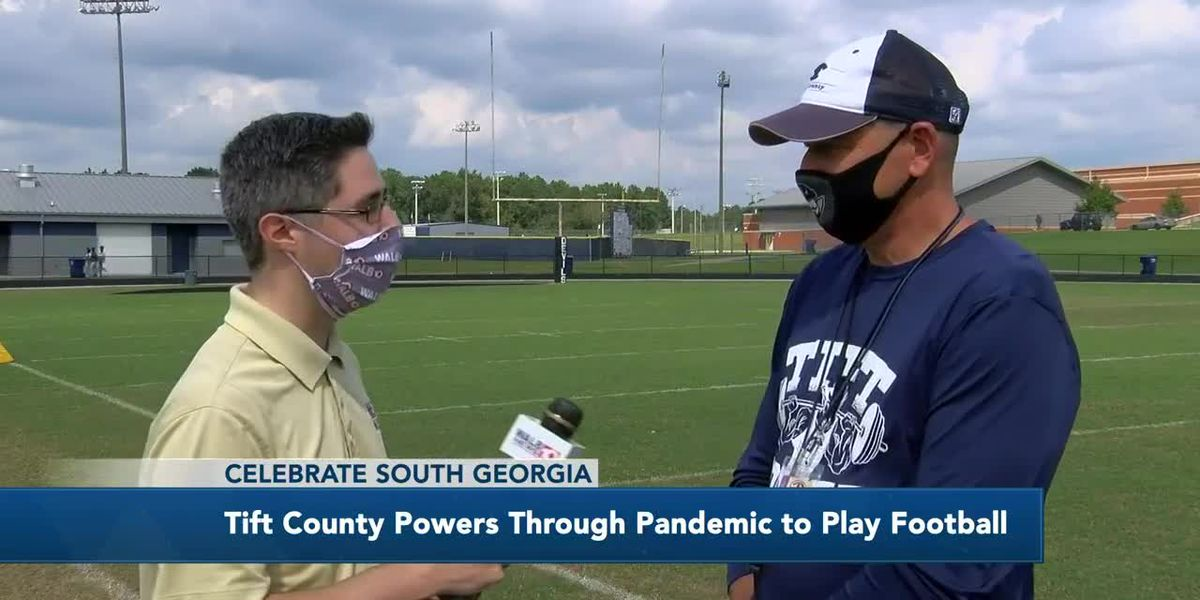 Tift Co. powers through Pandemic to play football