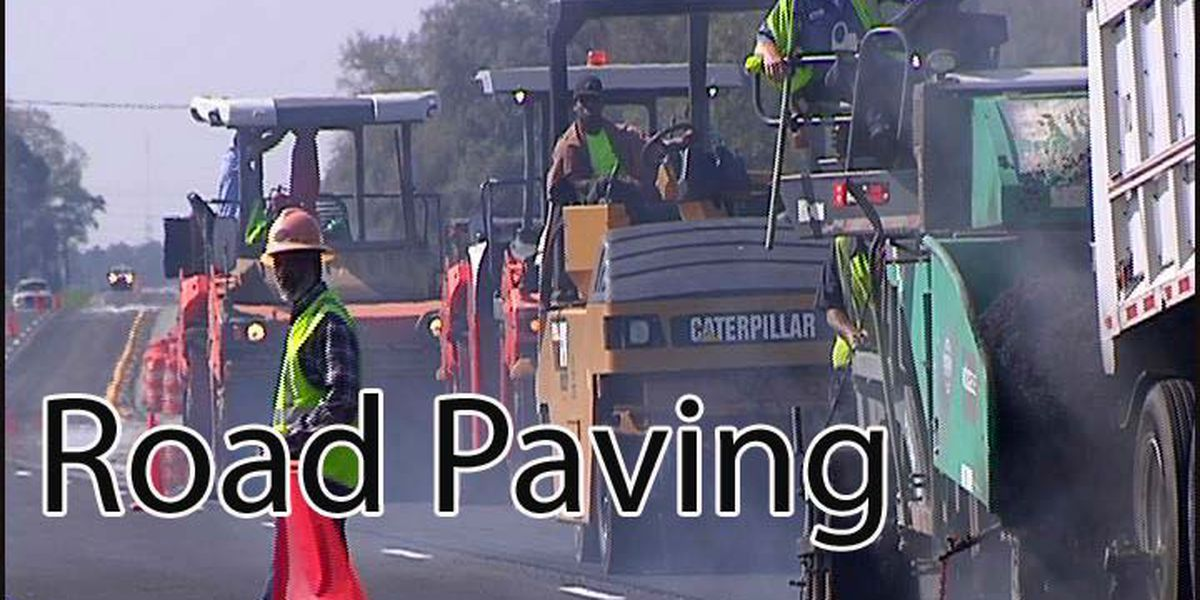 State to spend $44M on roads and bridges