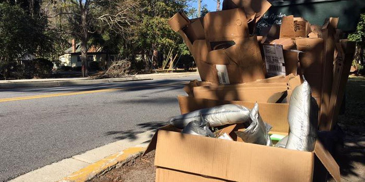 Curbside boxes could attract thieves