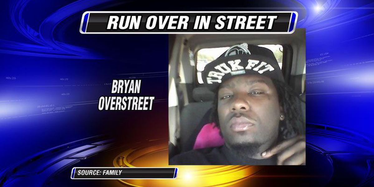 Sylvester man run over by patrol car