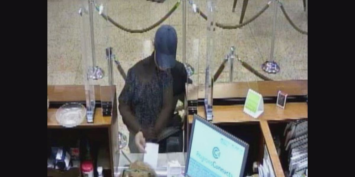 WALB photo helps lead to bank robbery suspect's arrest