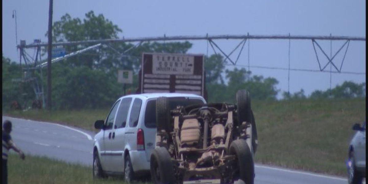 Terrell County Crash