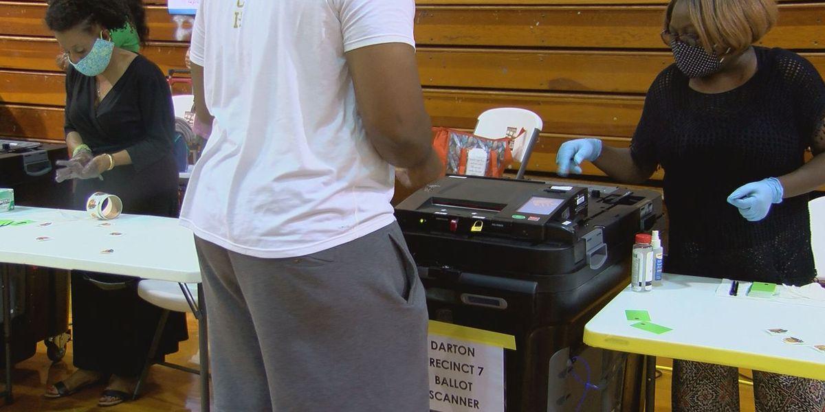 Dougherty Co. Elections Supervisor address voting concerns