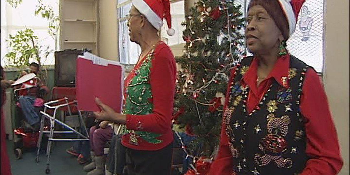 Albany church spreading Christmas cheer