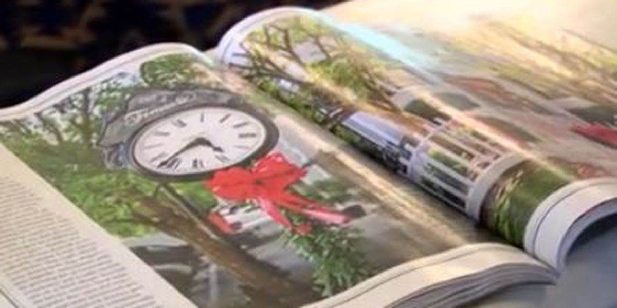 Thomasville featured in Southern Living for Christmas charm