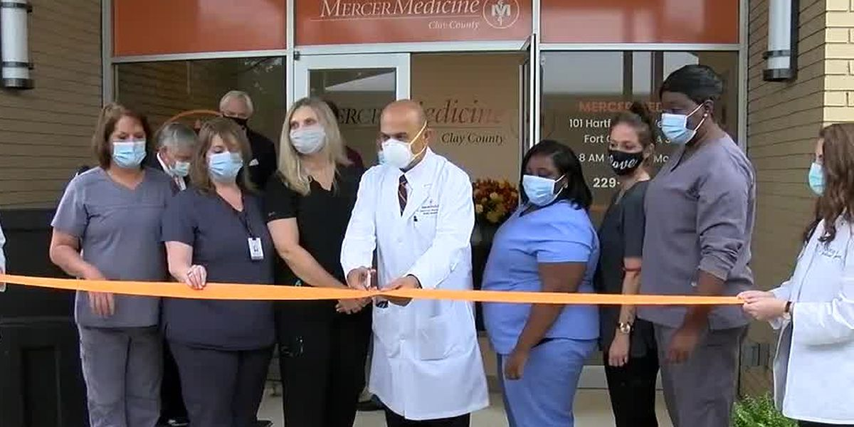 Mercer Medicine opens new campus in Clay County