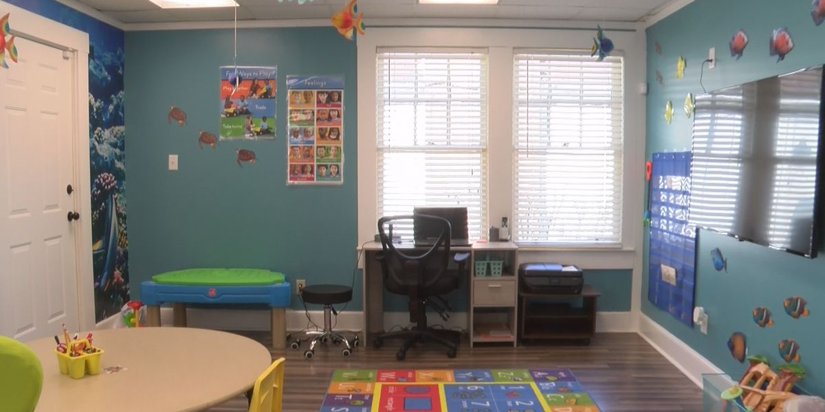 Therapy service offers new programs, holds re-grand opening