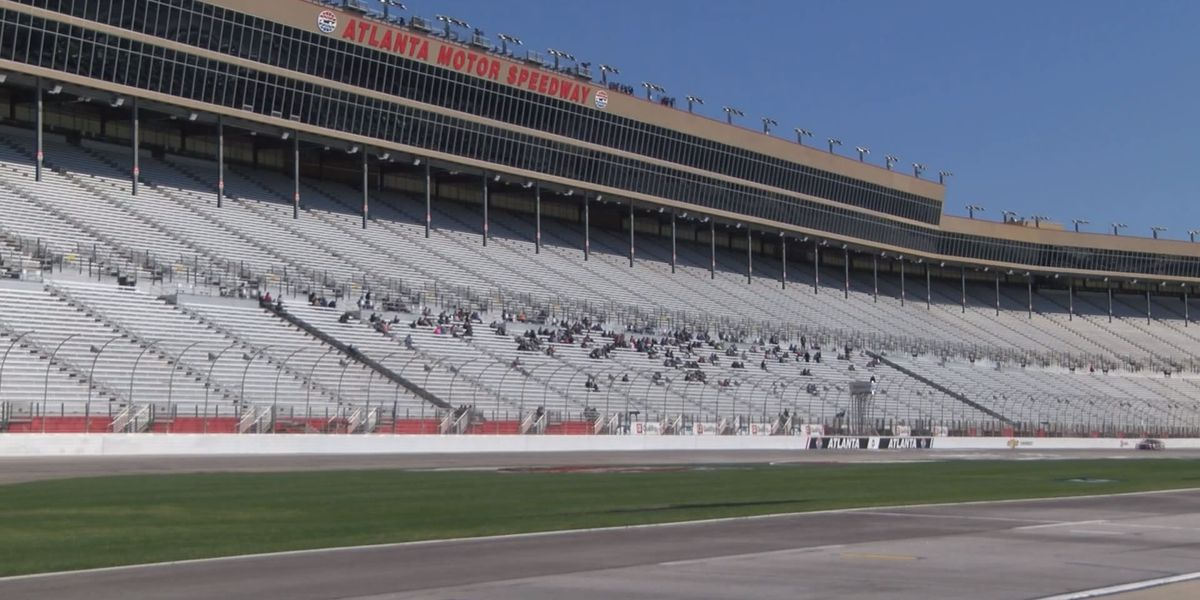 Atlanta Motor Speedway welcoming fans for the 2021 NASCAR season