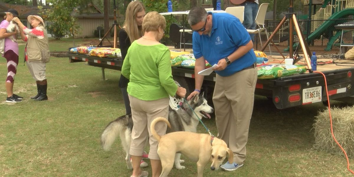 Church hosts first annual blessing of the pets
