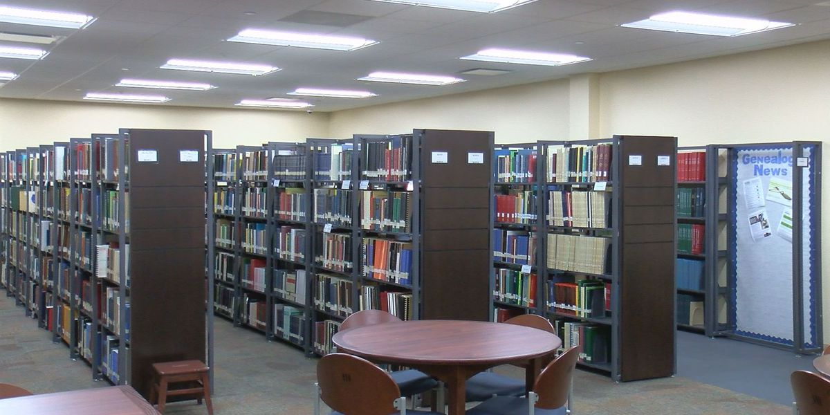 Dougherty County opens Northwest Branch Library expansion