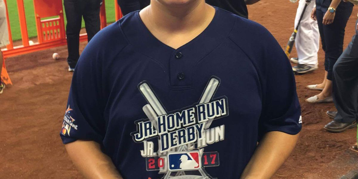 Young Ocilla slugger crowned in the MLB Jr. Home Run Derby