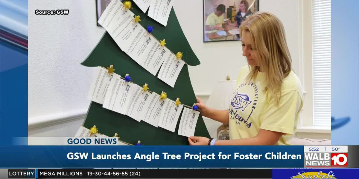 GSW launches Angel Tree project for foster children
