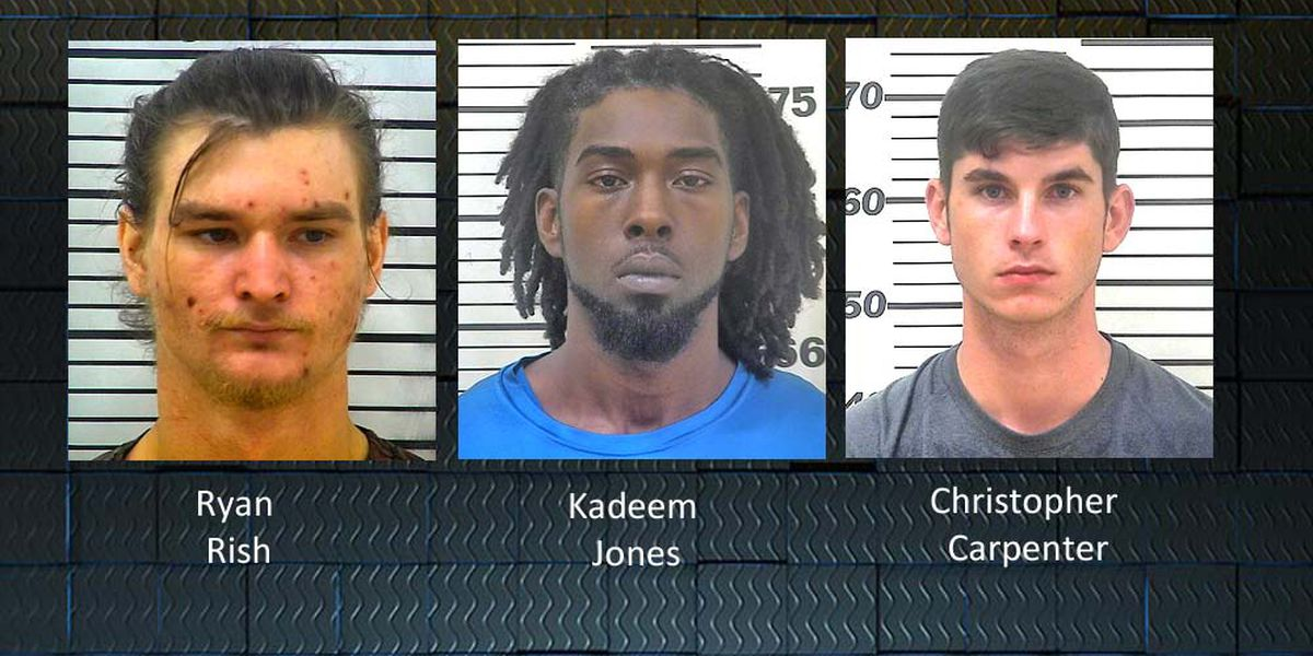 Three arrested for violent Coffee Co. robbery
