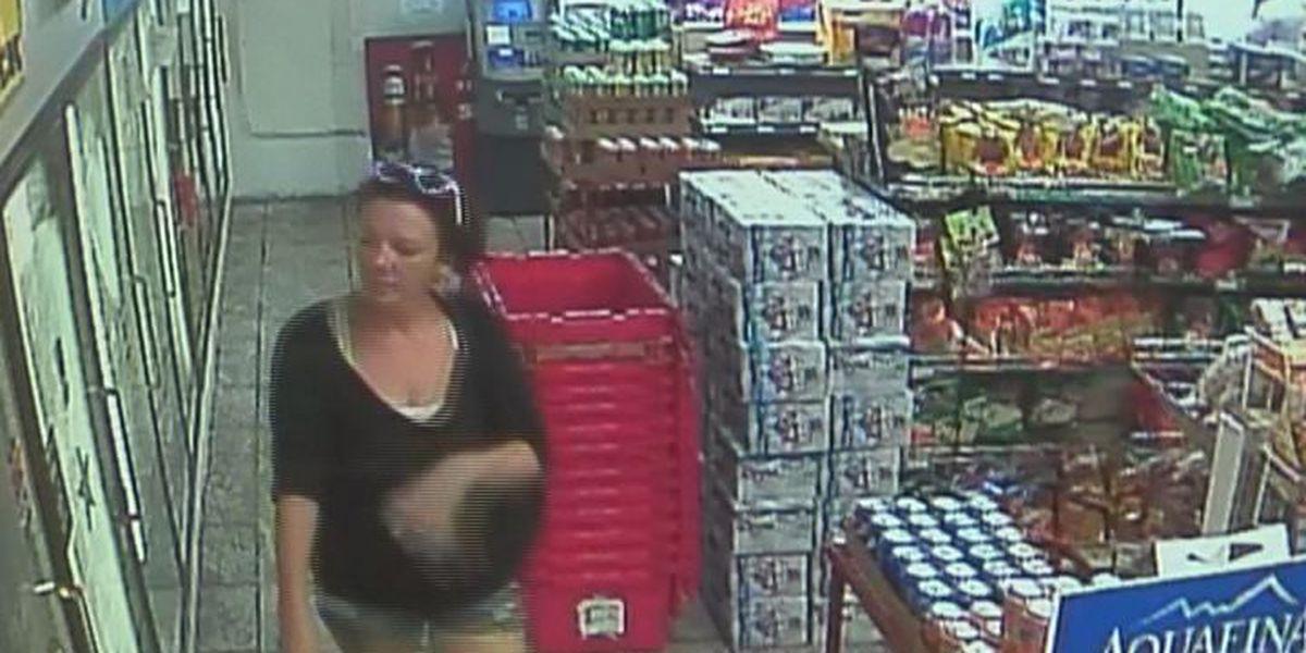 Dougherty County drink shoplifter arrested