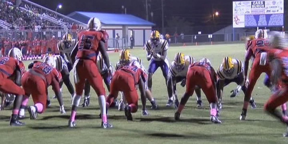 GAME OF THE WEEK: (10/16/15) Brooks Co. vs. Fitzgerald