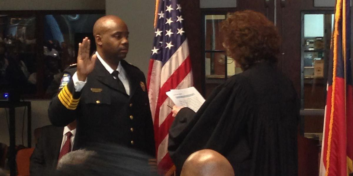 Persley takes charge of APD