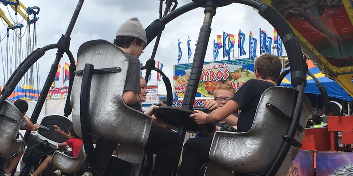 Family-owned company stresses ride safety at fair