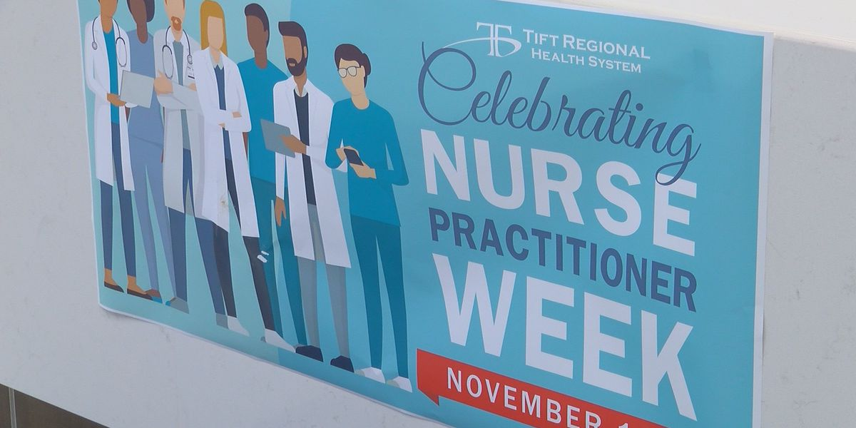 Tift Regional Health System celebrates Nurse Practitioner Week