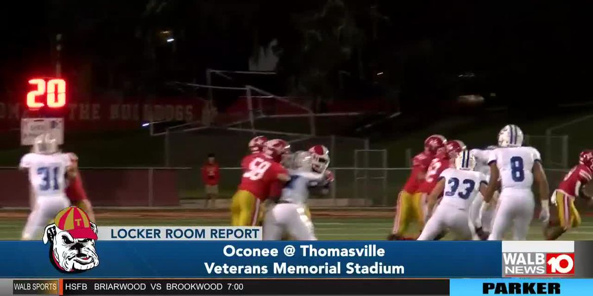 Oconee vs. Thomasville