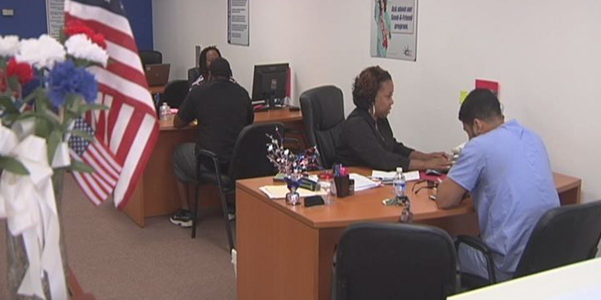 Tax offices remain busy as deadline approaches
