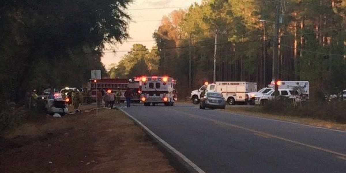 Two fatalities confirmed in County Line Road accident