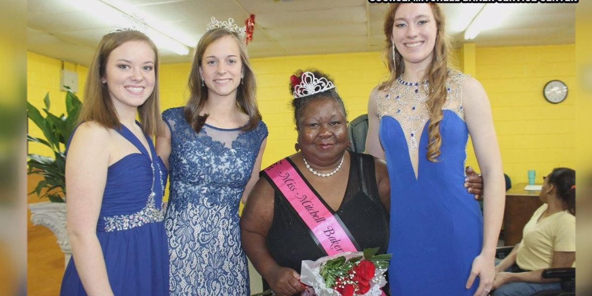 Mitchell-Baker Service Center hosts beauty pageant