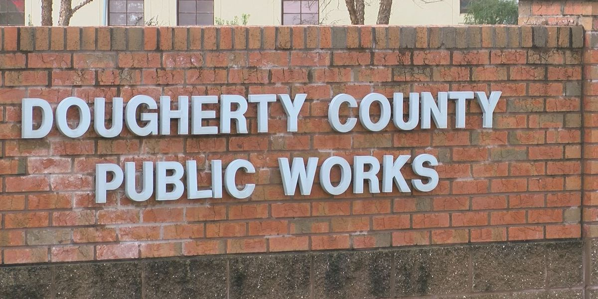 Dougherty Co. Public Works prepares for storm days in advance