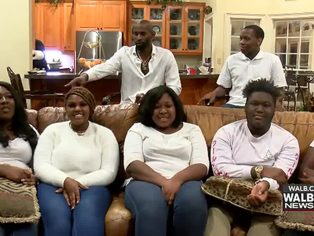 'Locking' down a legacy: Lockette family rooted in determination, strong family values