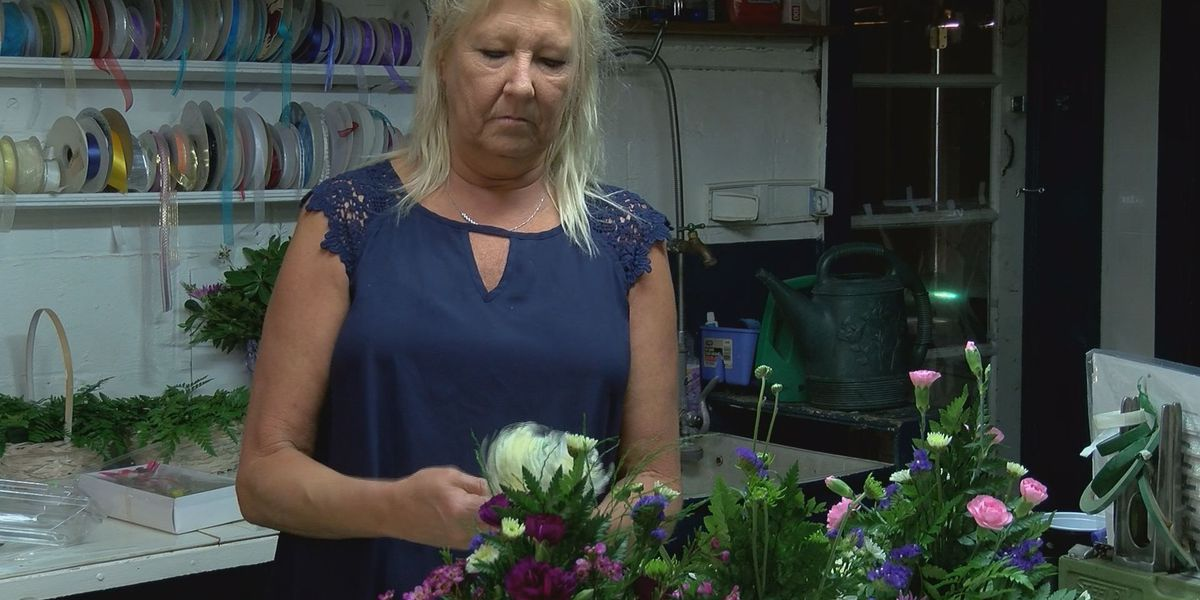 Mother's Day flower sales are down