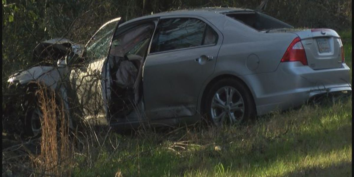 Worth County wreck injures 2