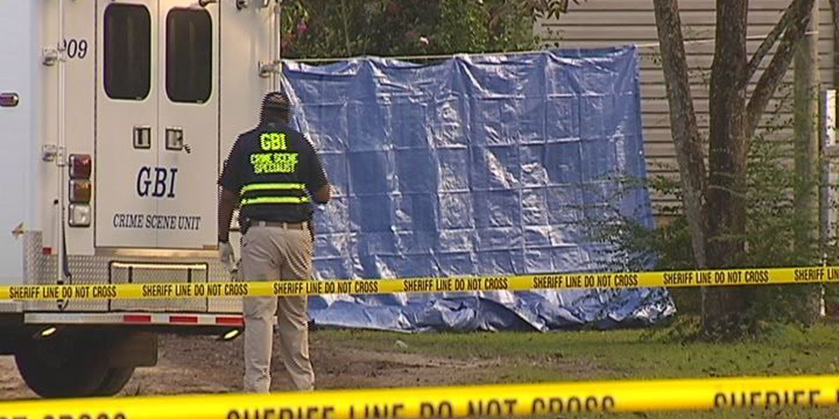 GBI: Van found, no suspects, in corrections officers' double murder