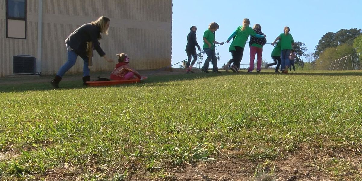 Thomas Co. students learn about Iditarod through 'I Kid A Rod'
