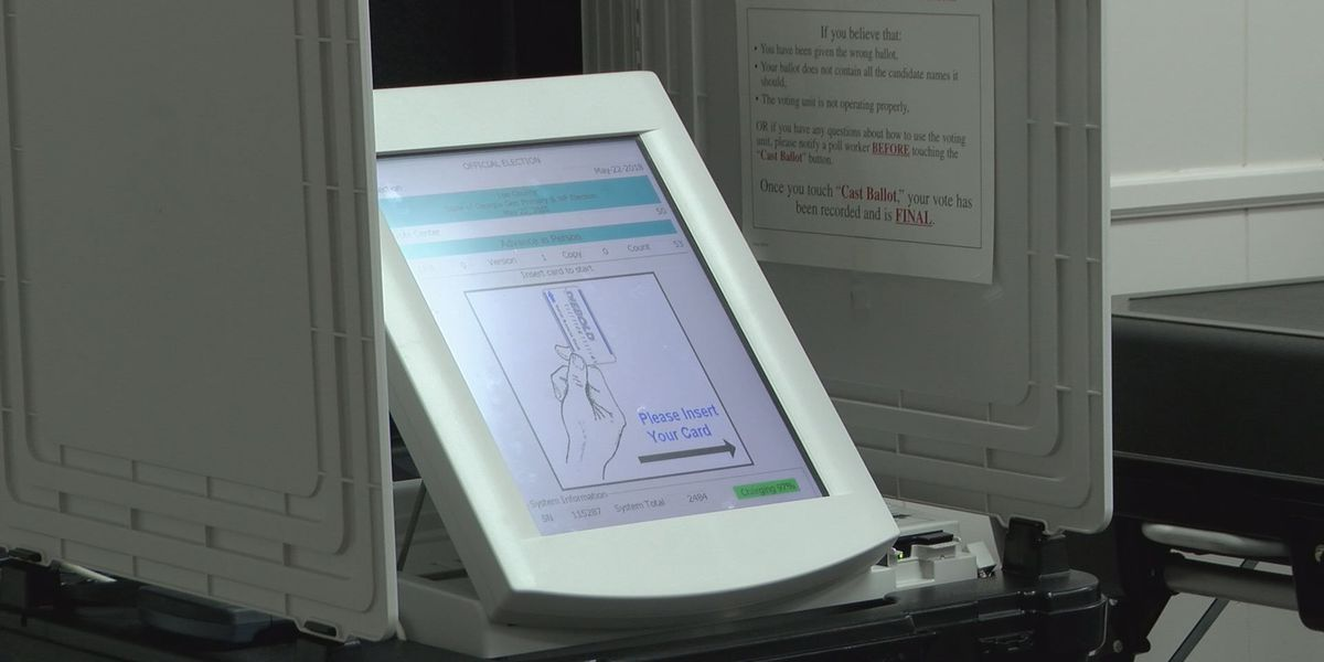 Secretary of State moves to review voting machines