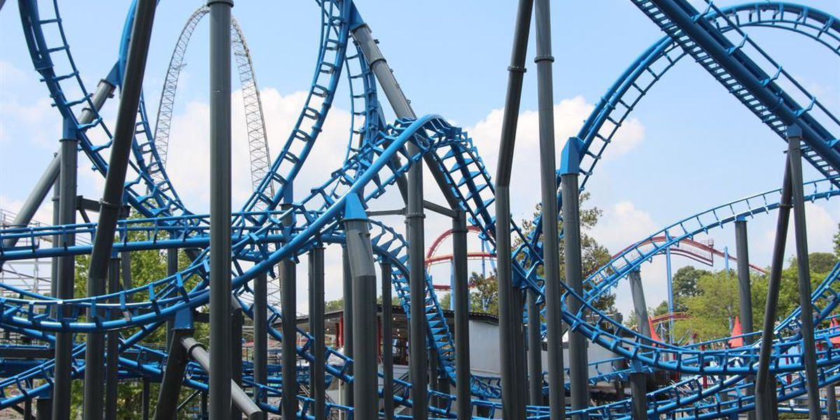 Make it a day trip and find your summer adventure at Six Flags Over GA