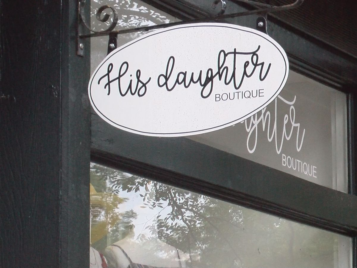 Downtown Thomasville business owner sees brighter side of closing due to COVID-19
