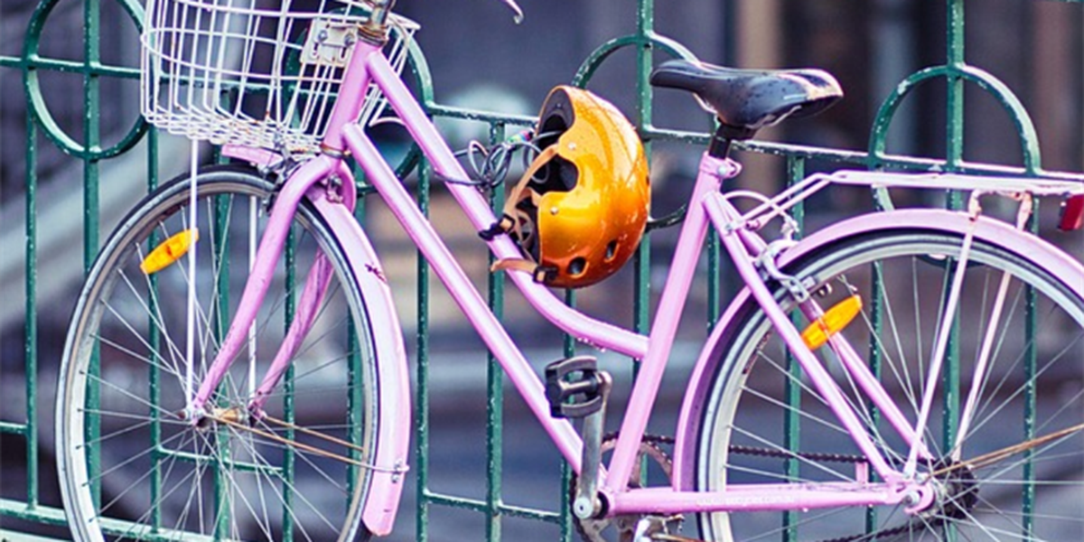 Phoebe hopes to prevent head injuries with free bike helmets