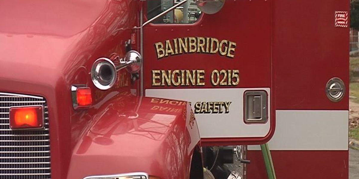 Bainbridge City and county agencies share station