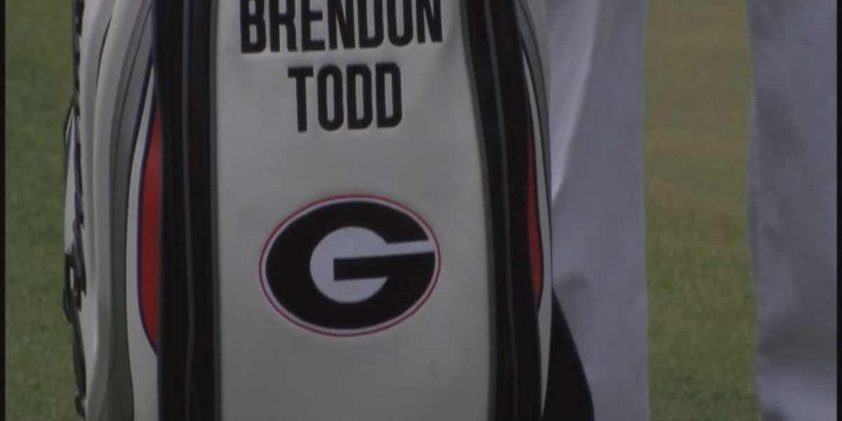 Georgia Bulldogs represented well at the Masters