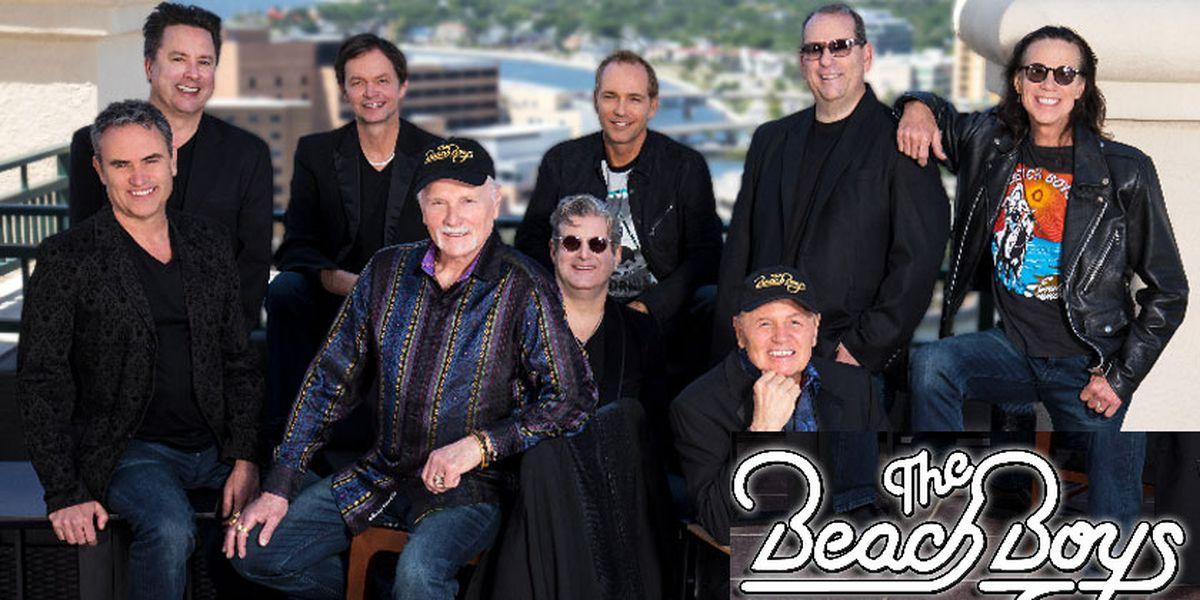 Beach Boys booked for Tifton concert