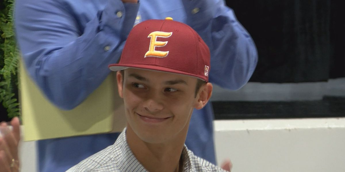Worth County's All-State first baseman is headed to Emmanuel College