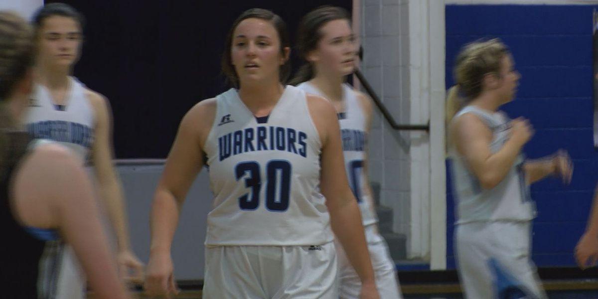 Basketball region tournaments narrow down in Dawson