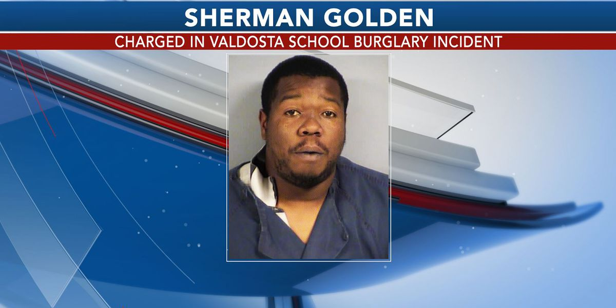 Police: Man arrested for breaking into Valdosta school