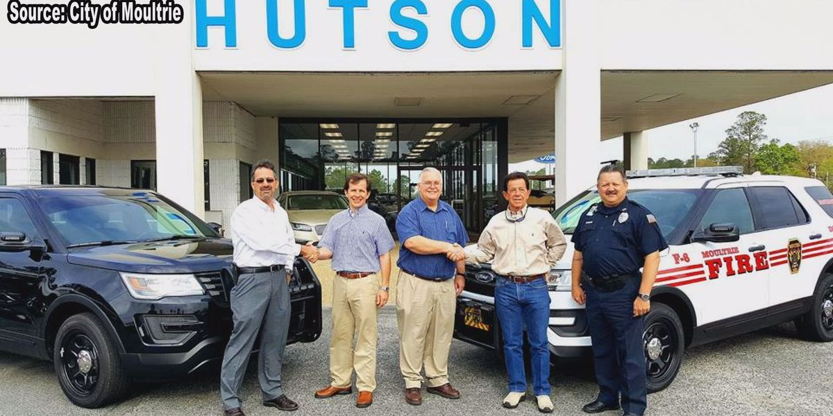Moultrie city government pushes 'shop local' when purchasing vehicles