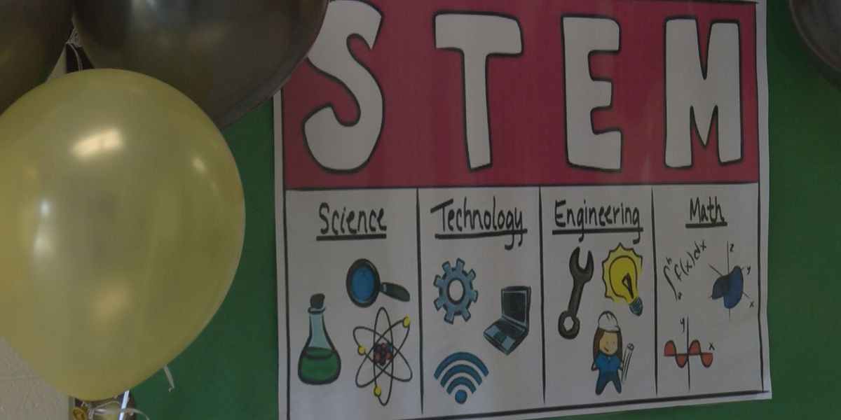 STEM lab gives students hands-on experience