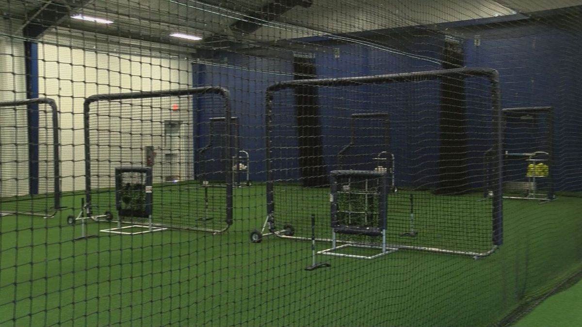 A state of the art indoor training facility has just been completed at Georgia Southwestern