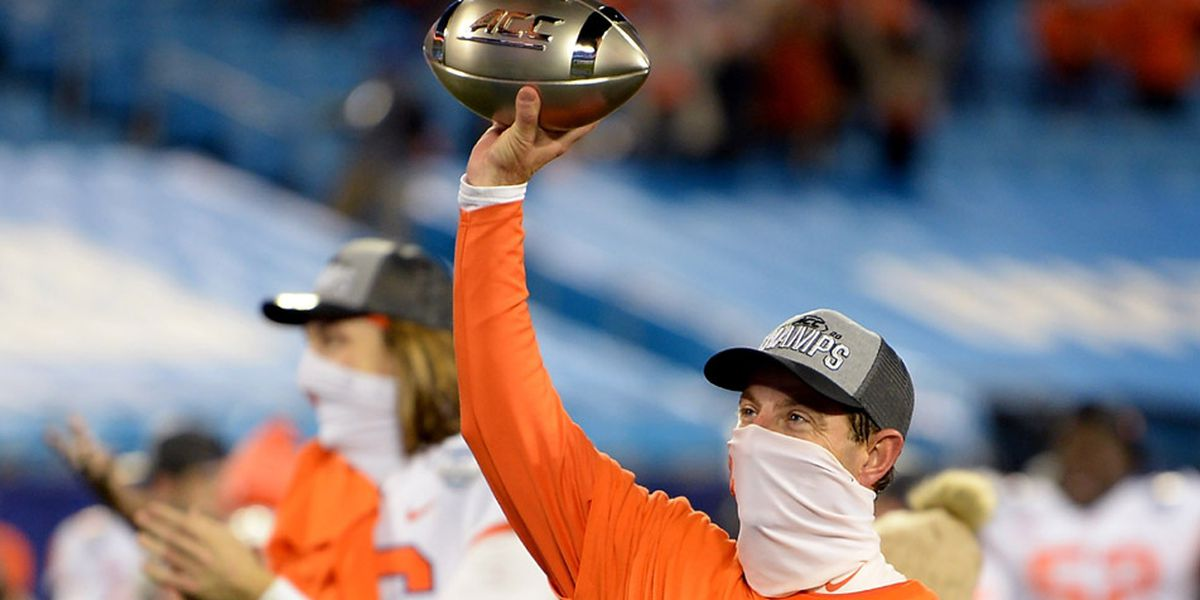Clemson coach votes College Football Playoff opponent Ohio State 11th