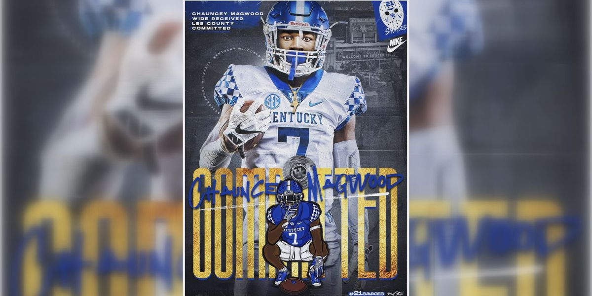 Chauncey Magwood commits to the University of Kentucky