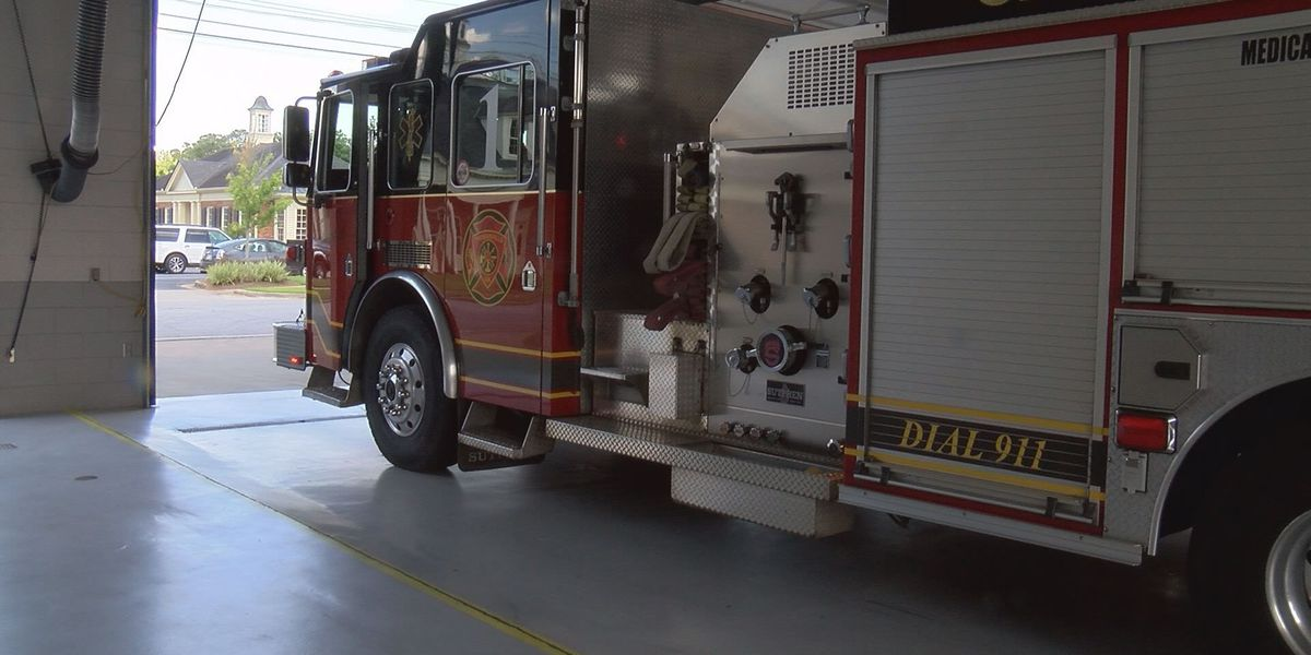 Thomasville fire department celebrates first female engineer